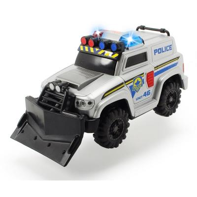 Dickie 203302001 Dickie - Rescue Car - Voiture de police américaine