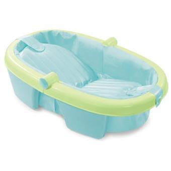 Summer Infant Baignoire Bebe Pliable Verte Bleu Vert Autres Toilette Et Soin Achat Prix Fnac