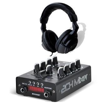 Pack table de mixage dj sono usb bluetooth ibiza sound - Table de mixage en ligne gratuit ...