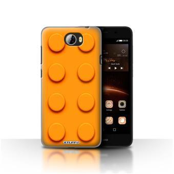 coque huawei y5 ii orange