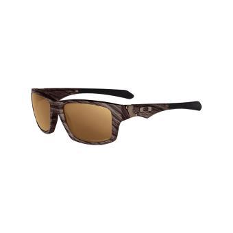 Oakley jupiter squared woodgrain titanium iridium polarisé - medium-large -  Achat & prix | fnac