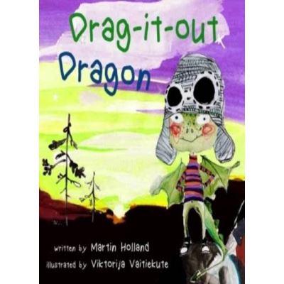 Drag it Out Dragon - [Livre en VO]