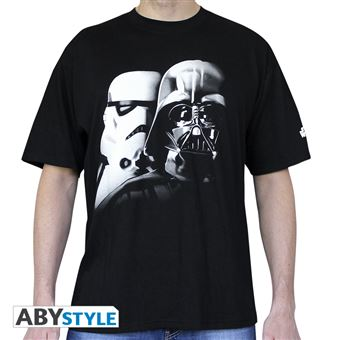 T-Shirt Star Wars - Vador Troopers Homme