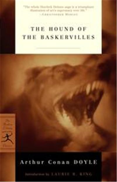 The Hound of the Baskervilles, Modern Library Classics