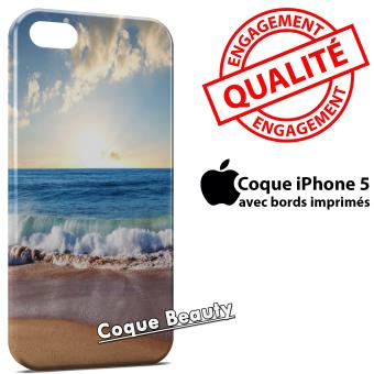 coque iphone 5 plage