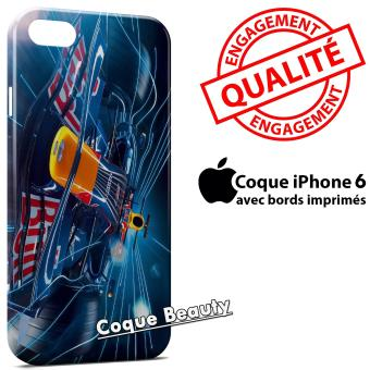 coque iphone 6 redbull