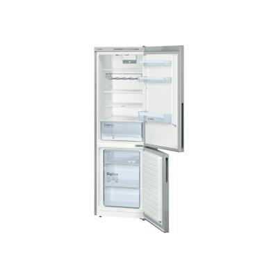 Bosch KGV36VL32S - réfrigérateur/congélateur - congélateur bas - pose libre - inox