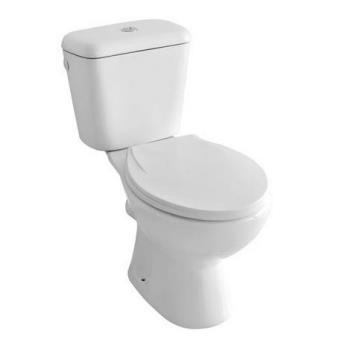 aqua wc poser en porcelaine blanche sortie verticale. Black Bedroom Furniture Sets. Home Design Ideas