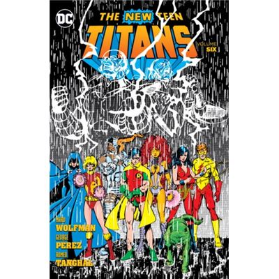 New Teen Titans Vol 6