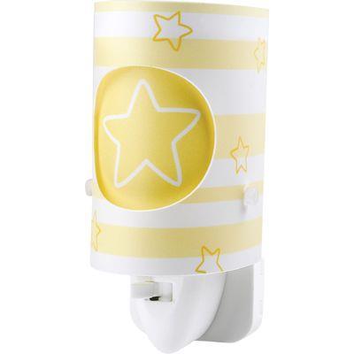 Veilleuse enfant jaune - dalber - 63193l