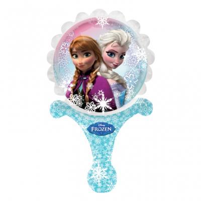 Ballon Gonflable Reine Des Neiges Frozen 34 X 15 Cm Jouet Plein Air
