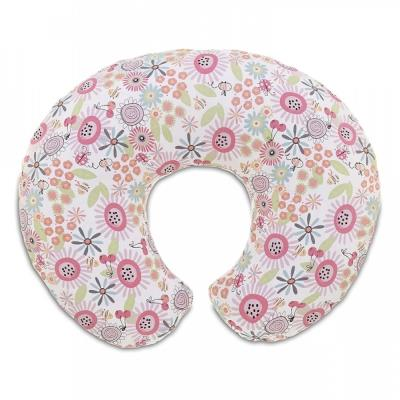 Boppy 8079904390000 coussin dallaitement coton, french rose chicco 08079904390000