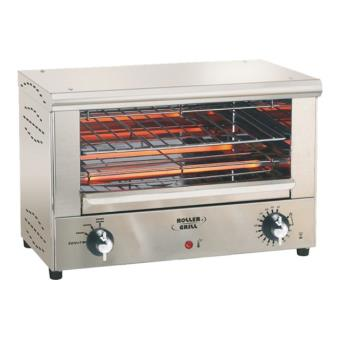 Kitchen Chef Professional Salamandre - elektrische oven met grill - roestvrij staal