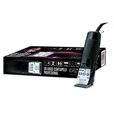 Italian design ideer8800 tondeuse à cheveux professionnelle avec 4 peignes et un kit de nettoyage