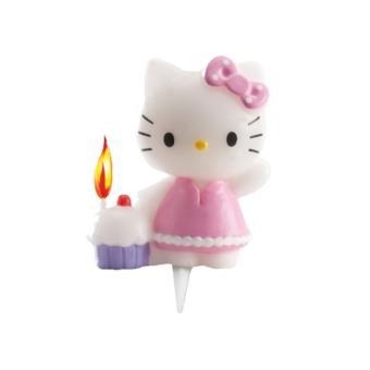 Bougie Anniversaire Hello Kitty