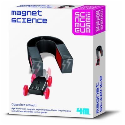 Science Museum - Science des aimants