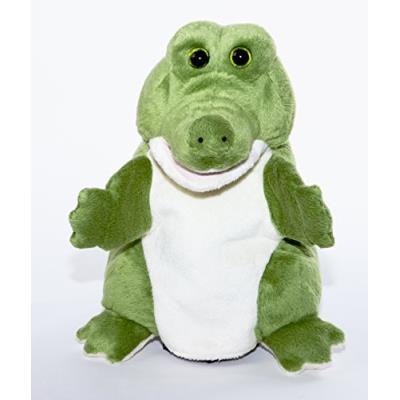 Heinrich bauer marionnette à gaine ? crocodile