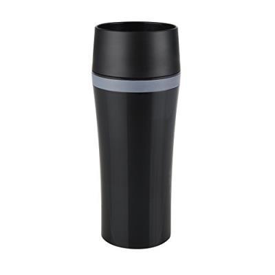 Quick Ml Fun Emsa Fermeture Par 100 Anthracite Press Hermétique 514179 Pression 360 Noir Travel Mug Isotherme nPN80wOkX
