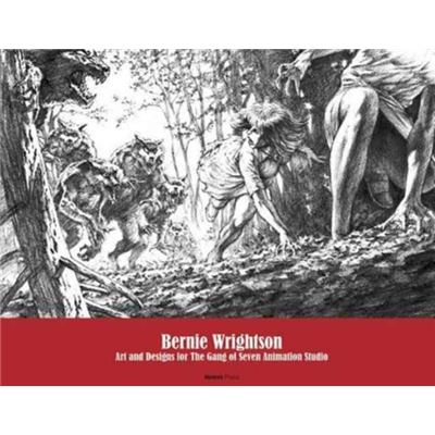 Bernie Wrightson Art & Designs For The G