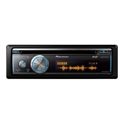 Avec l'autoradio DEH-X8700DAB, vous êtes vraiment 'branché'! Il vous donne le contrôle direct sur votre iPod, votre iPhone et votre smartphone Android pour la lecture musicale et bien plus. En outre, vous pouvez connecter une multitude d'autres sources nu