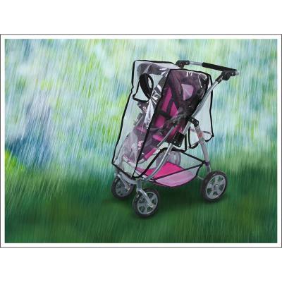 Bayer Chic 2000 863 01 Protection anti-pluie pour poussette de poupées