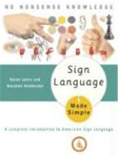 Sign Language Made Simple, Made Simple Series