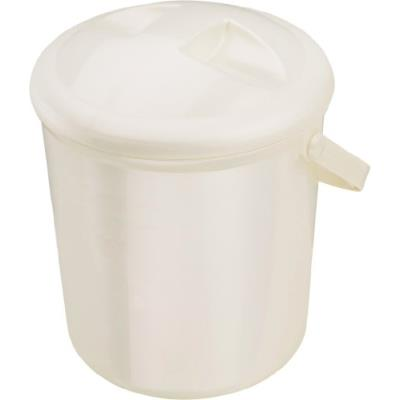 Rotho babydesign poubelle à couches - blanc nacré