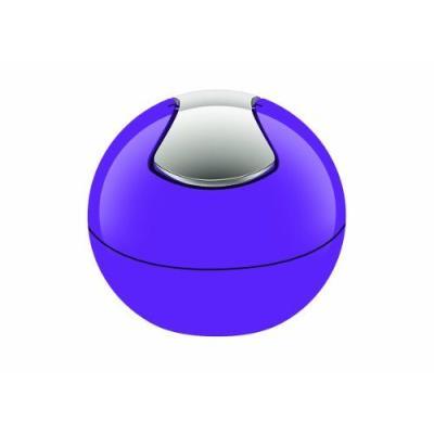 Spirella 10.14968 Bowl Poubelle Polystyrol 1 L Purple