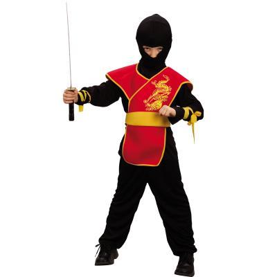 Déguisement ninja garçon 4 à 6 ans