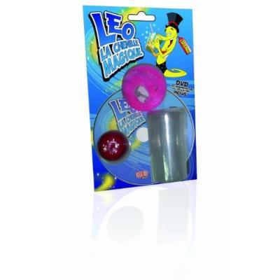 Oid magic - ch3 - jeu de société - chenille + verre magique + dvd