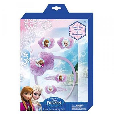 Disney - La Reine des Neiges - Accessoires pour Cheveux