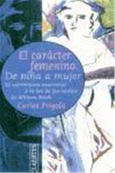 CARACTER FEMENINO DE NIÑA A MUJER