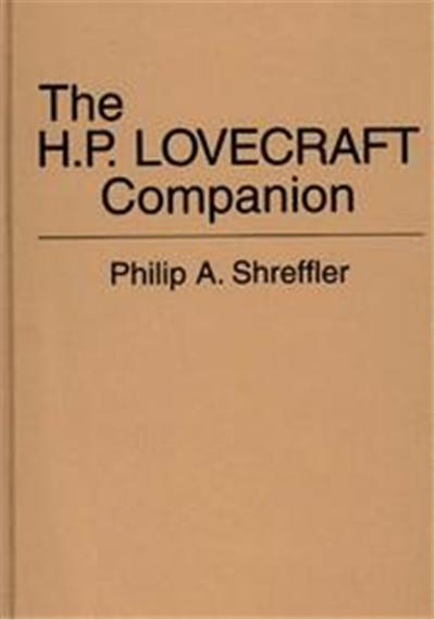 The H.P. Lovecraft Companion