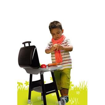 Smoby 024497 Jeu D'Imitation Cuisine Barbecue