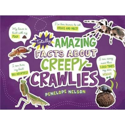 Totally Amazing Facts About Creepycrawli