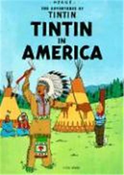 The Adventures of Tintin: Tintin in America