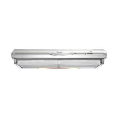 Whirlpool AKR 441 WH - groupe filtrant - 60 cm - blanc