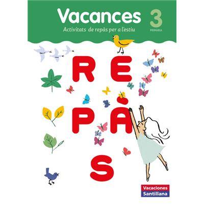 Vacances Repas 3 Primaria Voramar - [Livre en VO]