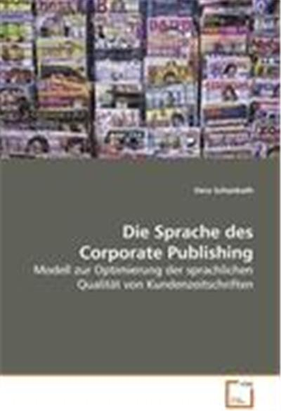 Die Sprache des Corporate Publishing