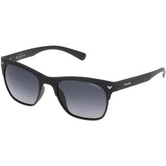 24af910d87b Lunette de soleil Police S1950 W87P 53 Gris Homme - Lunettes - Achat   prix