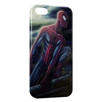 coque iphone 7 spiderman