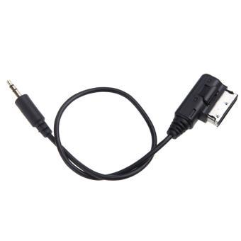 Cable Aux Auxiliaire MP3 pour autoradios d/'origine Volkswagen MFD3 et RNS-510