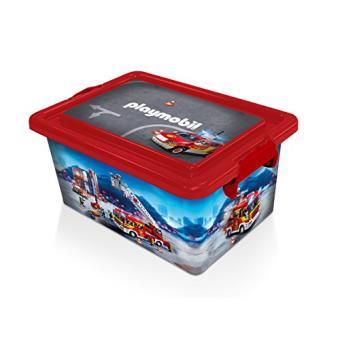 Boite De Rangement Playmobil playmobil - 064671 - grande boîte de rangement 23 l + boîte