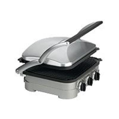 Cuisinart CLASS PRO GR4E Grillbarbecuesandwichpanini