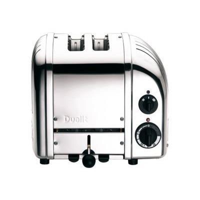 Dualit Vario 27030 - Grille-pain -électrique - 2 tranche - poli
