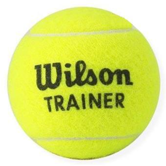 wilson wrt131100 trainer w sac de 96 balles de tennis jaune taille 6 balles achat prix fnac