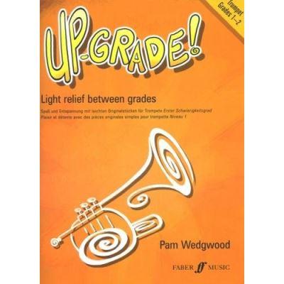 Méthodes et pédagogie faber music wedgwood pam up grade grades 1 2 trumpet and piano trompette