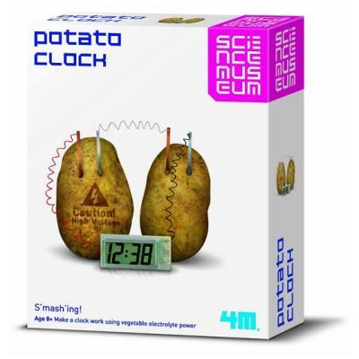Science Museum - Horloge patate