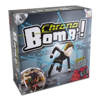 IMC Toys Chrono bomb - Juego de reflejos