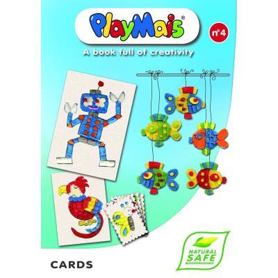PLAYMAIS - Playmais livre cartes